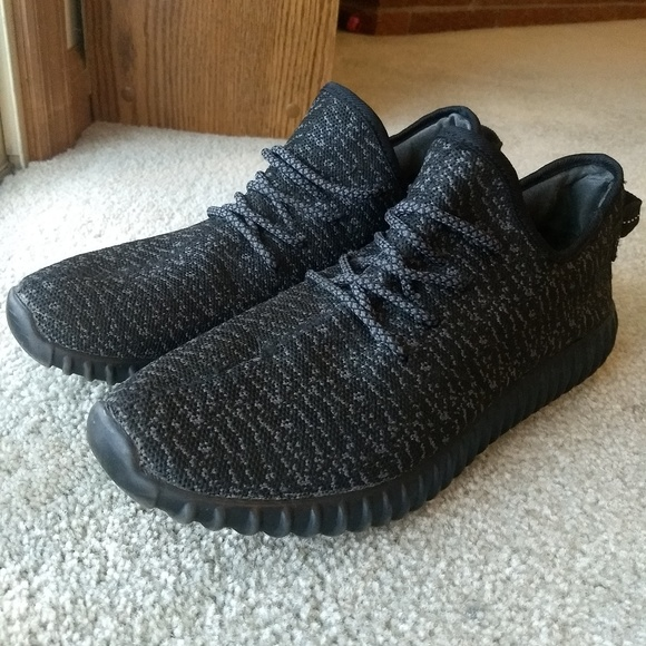 d3ce407a9 adidas Other - Fake Yeezy boost 350 Pirate black